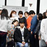 かっさ・経絡講座スクール風景、受講生のお声 2017年2月